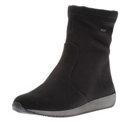 Luella Black Waterproof Gore-Tex Boot