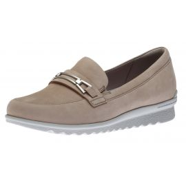 Josie Bit Dove Loafer