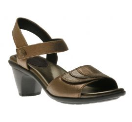 Medici Sandal Bronze
