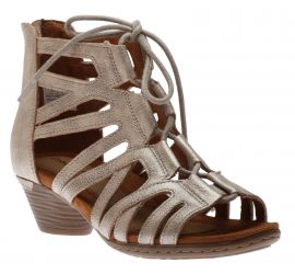Laurel Caged Taupe