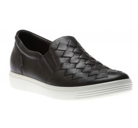 Soft 7 Slipon Black