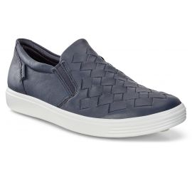 Soft 7 Slipon Navy