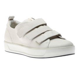 Soft 8 Velcro White
