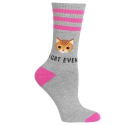 Hotsox I Cat Even Greyh