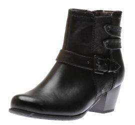 Boot Zipper Black