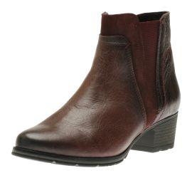 Dress Boot Bordeaux