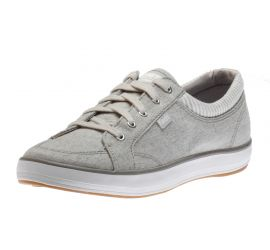Center Chambray Gray