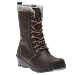Marcia Eggplant Winter Boot