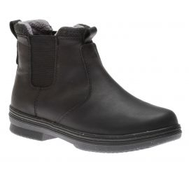 Rover II Black Arctic Grip Chelsea Winter Boot