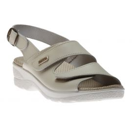 Slide Velcro Avorio