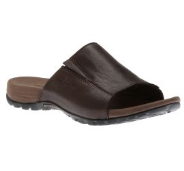 Sansspur Slide Brown
