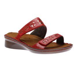 Cornet Poppy leather