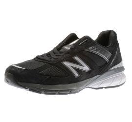 M990BK5 Black/Silver Made in USA Running Shoe