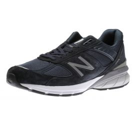 M990NV5 Navy Made in USA Running Shoe