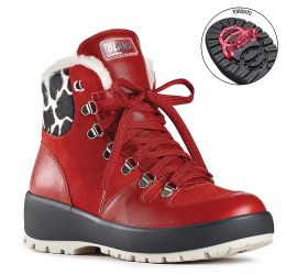 Bamboo 2 Red Winter Boot