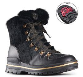 Ginger Black Winter Boot