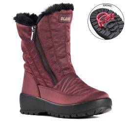 Monica Uva Mid-Calf Winter Boot