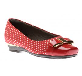 Dress Shoe Red