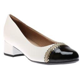 Dress Shoe White/Blk