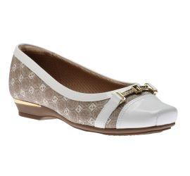 Dress Shoe Beige/Wht