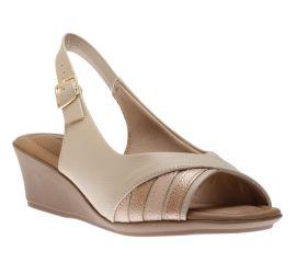 Sandal Beige Multi