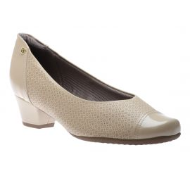 Dress Shoe Beige