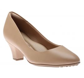 Dress Shoe Nude