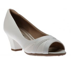 Dress Shoe White