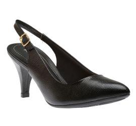 Dress Shoe Black Liz