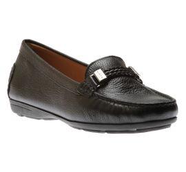 Causal Shoe Black