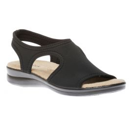 Ladies Sandal Black