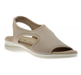 Ladies Sandal Biege