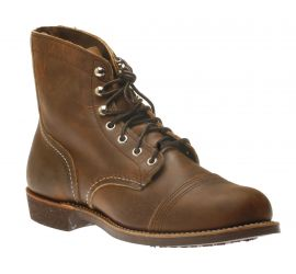 Iron Ranger 6-Inch Copper Leather Boot