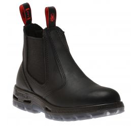Bobcat Black Oil Boot