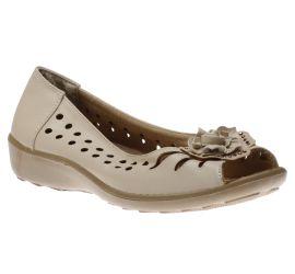 Shoe Beige