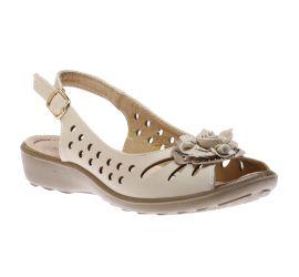 Sandals Biege