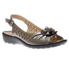 Sandals Pewter