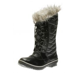 Tofino II Black Boot