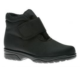 Active Black Women's Winter Boot