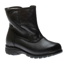 Claire Black Winter Boot
