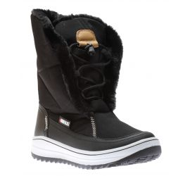 Hanna Mid-Calf Boot Black