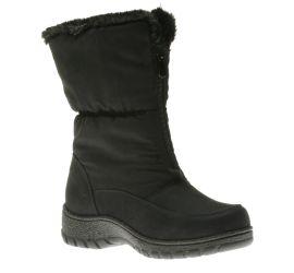 Rubacca Black Mid-Calf Winter Boot