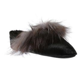 Sealskin Black Fox