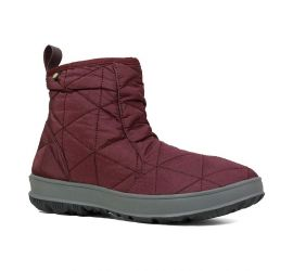 Snowday Low Wine Lightweight Insulated Winter Boot
