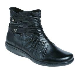 Penfield Pandora Black Ankle Boot
