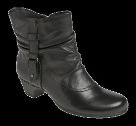 Alexandra Black Boot