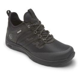 Cade Black Waterproof Sports Shoe