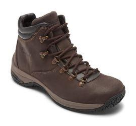 Ludlow Brown Waterproof Plain Toe Boot