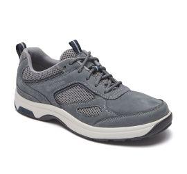 Ubal Grey Lace-Up Sneaker