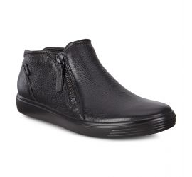 Soft 7 W Black Lea
